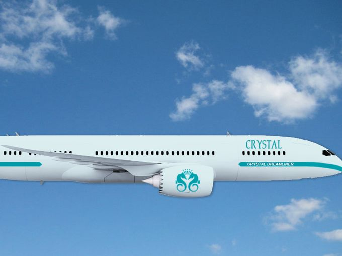 Crystal Cruises 787