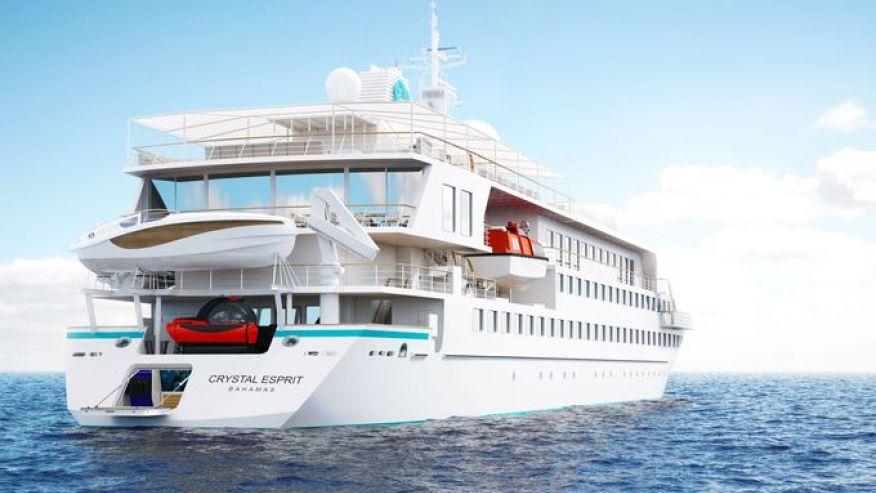 Crystal Espirit Expedition Ship