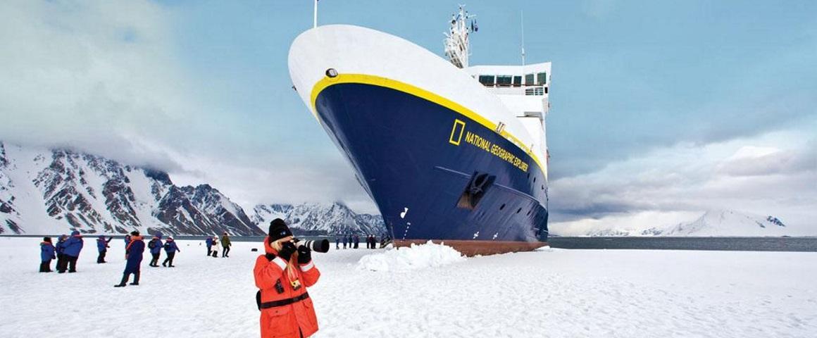 Lindblad on ice A R