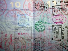 Passport Pages B