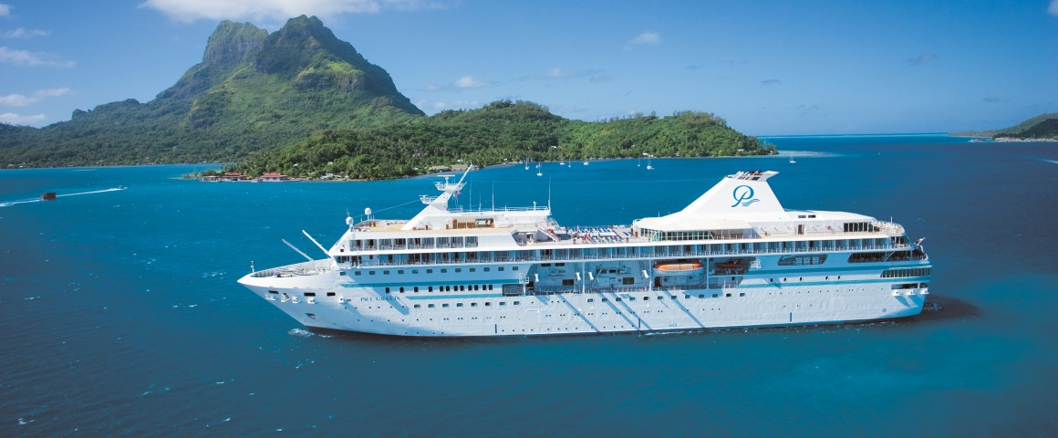 With three restaurants, a luxury spa, and our own watersports marina at your fingertips, as well as an attentive staff of 217, rest assured that your stay aboard The Gauguin is everything you want it to be and more.