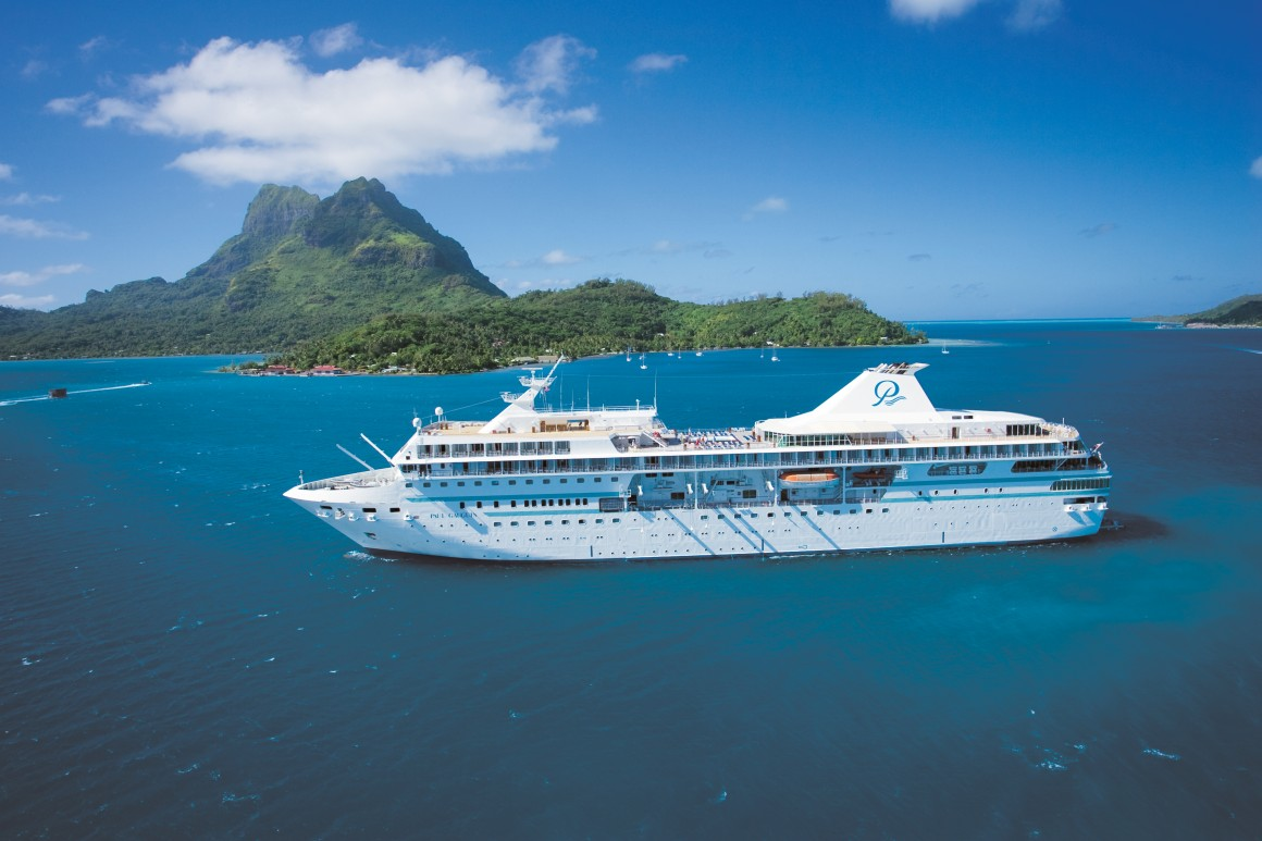 Are Cruise Ships Most Appropriate for Honeymooners or the Recently Divorced?