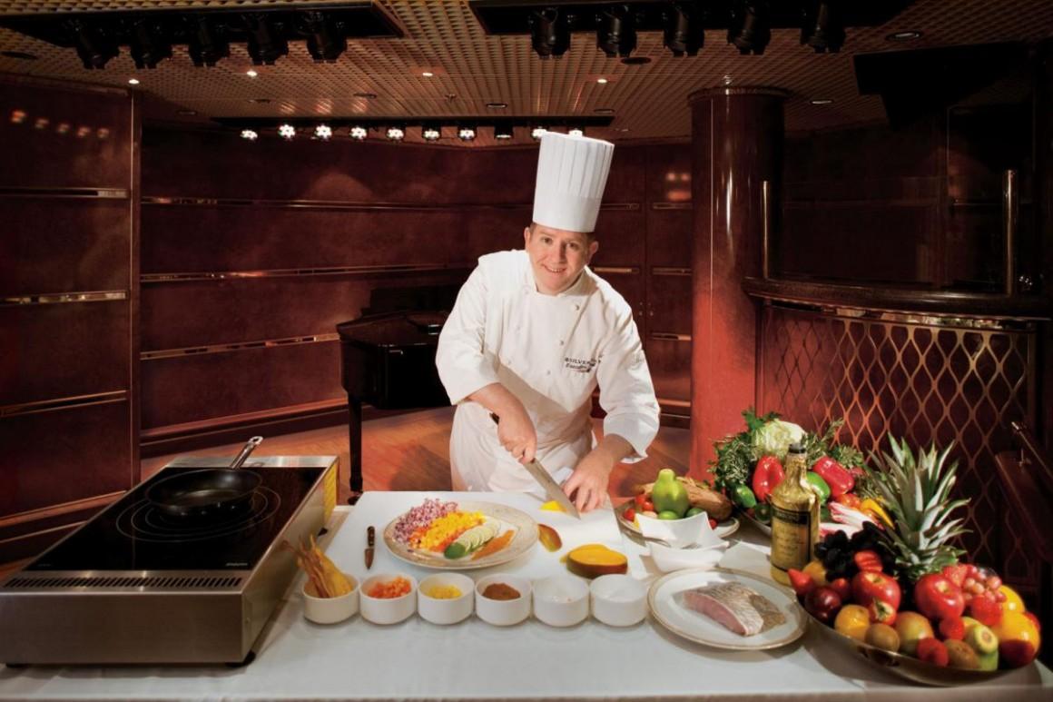 Silverseas Culinary Adventures Chef A