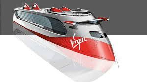 Virgin Modern Ship Sketch BX