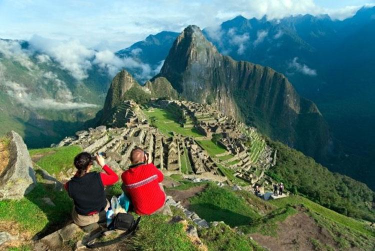 Machu Picchu A