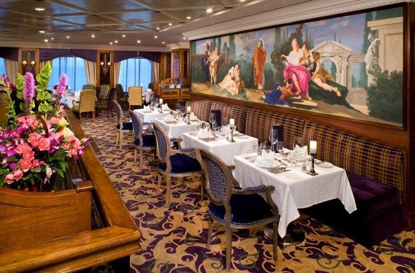 Azamara Dining Room B