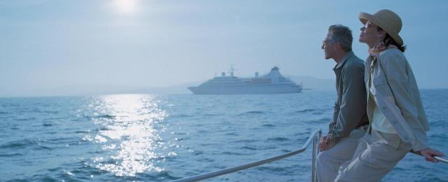 Seabourn Couple