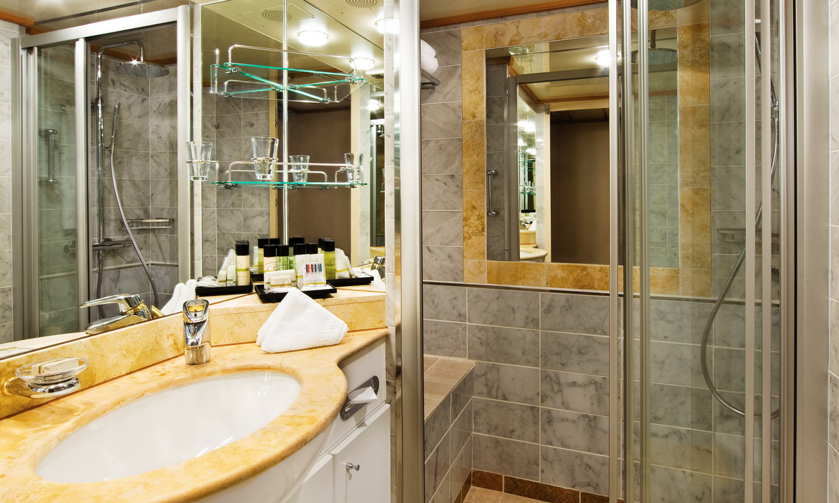 Can You Choose The Kind Of Bathroom You Want On A Good Cruise Ship
